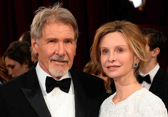 A Star Wars sztárja, Harrison Ford és felesége, Calista Flockhart között 22 év van. A sztárpár 2010-ben házasodott össze, és úgy tűnik, a nagy korkülönbség ellenére stabil a kapcsolatuk.