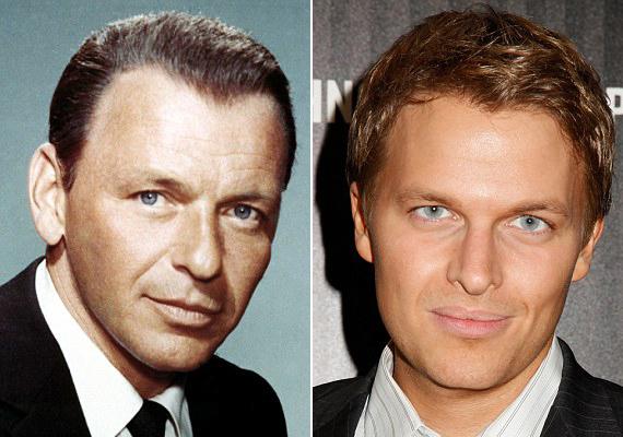 Ronan pont úgy néz ki, mint Frank Sinatra fiatalabb korában, így nehéz elhinni, hogy mégis Woody Allen az édesapja.