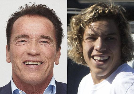 Arnold Schwarzenegger a házvezetőnőjével lépett félre, a viszonyból született Joseph Baena, aki 13 éves volt, mikor kiderült, ki az apja.