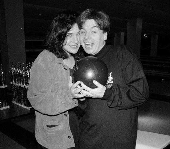 Mike Myers 1993-ban vette feleségül Robin Ruzant, akitől végül 2006 decemberében vált el.