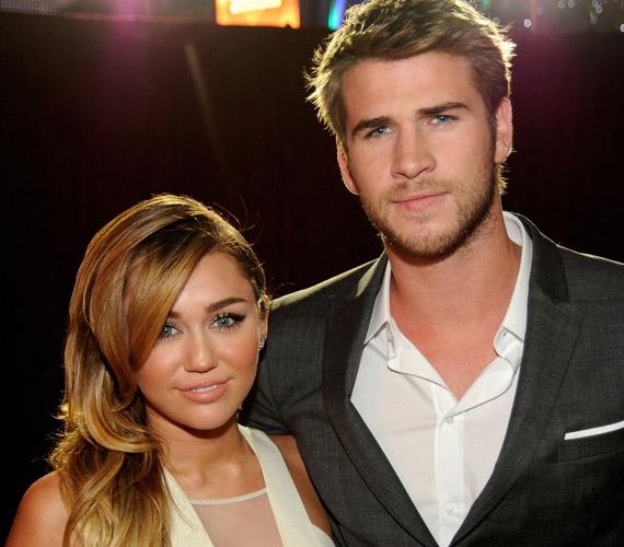 Úgy hírlik, Miley Cyrus nagyon odavan az ausztrál szívtipróért.