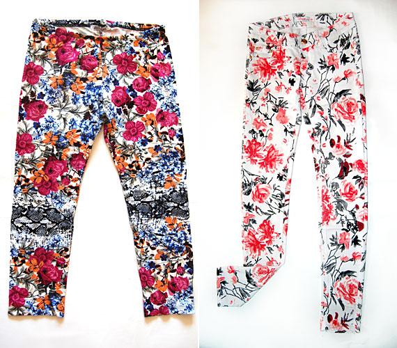 Az AsiaCenterben rengeteg hasonló nadrágot találhatsz! A képen látható két modell árai: 1900 forint és 4500 forint.