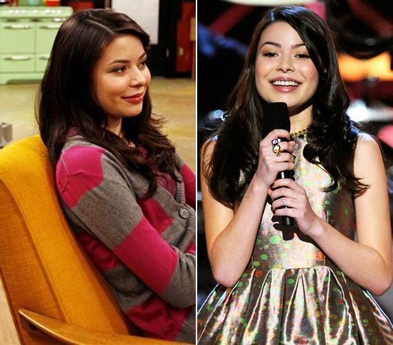 A Nickelodeon sztársorozata, az iCarly két év alatt a Disney csatorna legnépszerűbb szériájának, a Hanna Montanának legfőbb konkurense lett.