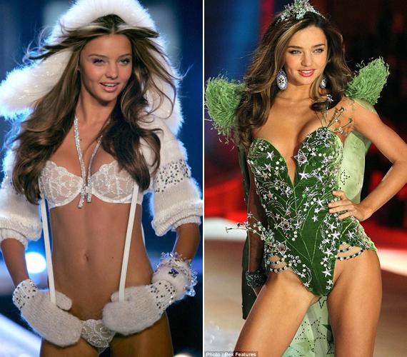 Többször léphetett már a Victoria's Secret kifutójára, és viselhette különleges kreációit.