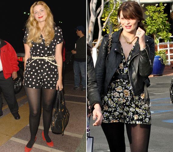 A korábbi képeken jól látható a különbség: Mischa közel 20 kilótól szabadult meg 2011-ben.