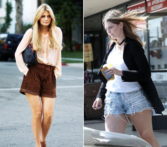Mischa Barton megunta a folyamatos diétázást, a lesifotósok képein már nyoma sincs a vékony, divatőrült lánynak.