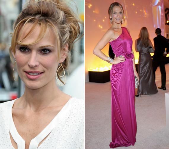 Molly tiniként kezdett modellkedni, 2006-ban bekerült a Sport Illustrated magazin bikinis lányai közé, majd a Las Vegas című sorozatba.