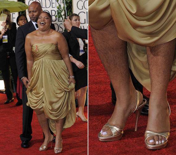 Mo'Nique 2006-ban ment hozzá az ikrei apjához, Sidney Hickshez, aki a fogyókúrát indítványozta. Emlékezetes az a fotójuk, amikor a sztár a 2010-es Golden Globe-díjkiosztón felemelte estélyi ruháját, hogy megmutassa, ő nem borotválja a lábát.
