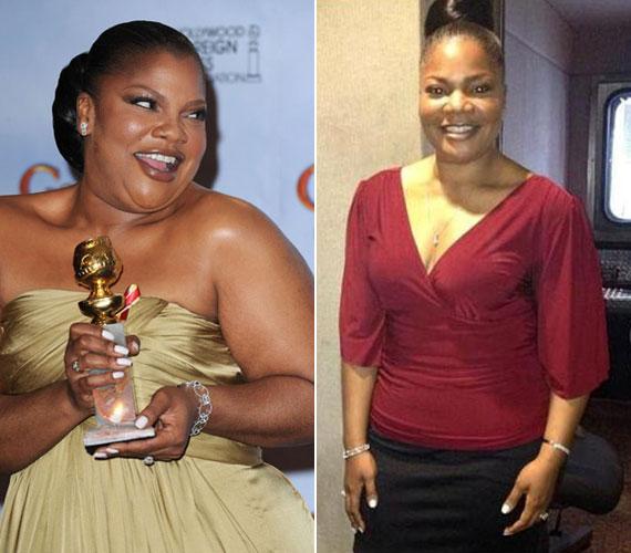 2010 januárjában, amikor átvette a Golden Globe-díjat, még 150 kilót nyomott. Jelenleg 109 kiló.