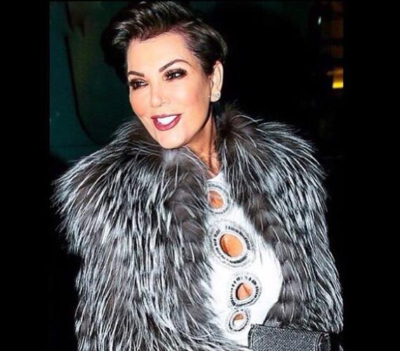 Az 59 éves Kris Jenner hat felnőtt gyermek édesanyja. Első férjétől, Robert Kardashian-tól négy gyermeke született, Kourtney, Kim, Khloé és Rob. Második férjétől, Bruce Jenner-től pedig kettő, Kendall és Kyle. Róluk szól az amerikai valóságshow, a Keeping Up with the Kardashians. Bruce Jenner azóta nővé vált, és Caitlynnek nevezik.