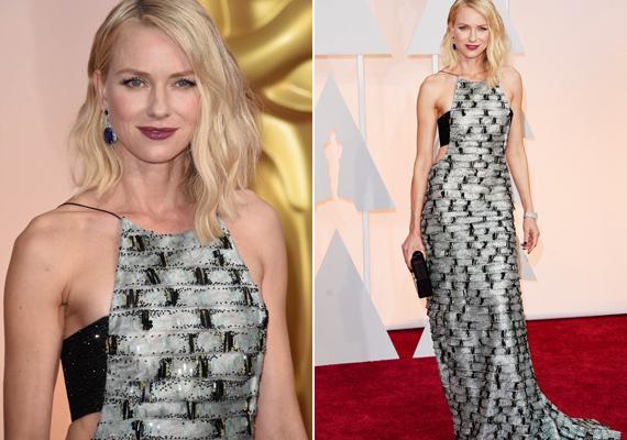 Februárban az Oscar-gálán is szinte ragyogott a színésznő. Szürke-fekete ruhájában, ami gyönyörűen kiemelte vékony derekát, az est egyik legjobban öltözött sztárjának választották.