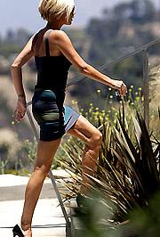 Beckham asszonyság lépdel