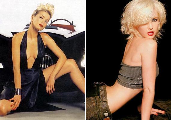 A színésznő azt nyilatkozta, hogy változtatni szeretett volna a külsején, ugyanis évekig nem nyúlhatott a hajához, hiszen mindenki göndör, barna hajú lányként szerette meg Milagrost.