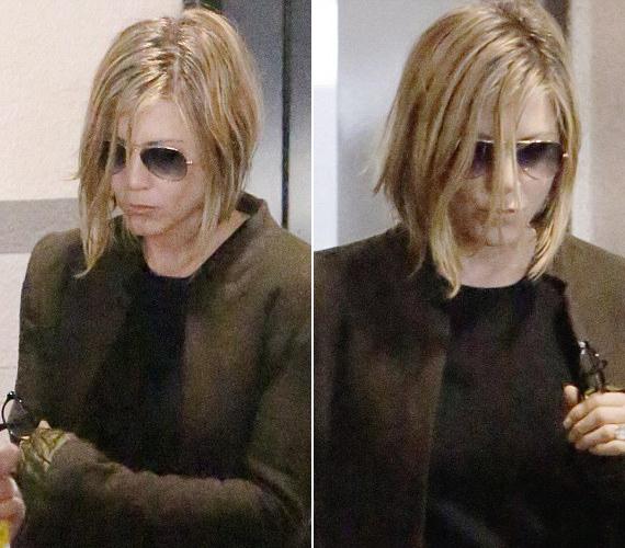 Jennifer Aniston tavaly novemberben döntött úgy, rövidebb fazonra vált.