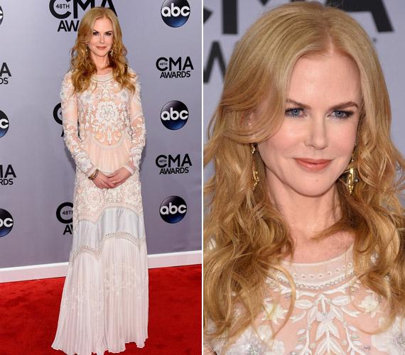 Október 30-án mutatták be a hazai mozik Nicole Kidman legújabb filmjét, az Amnéziát. A színésznő a promóciós turné közben is szakít időt arra, hogy a férjével legyen.