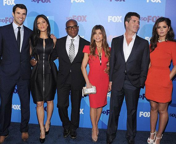 Szeptemberben indul útjára az amerikai X-Factor, amelynek mentorai rajta kívül Paula Abdul, Simon Cowell, L. A. Raid és Cheryl Cole lesznek.