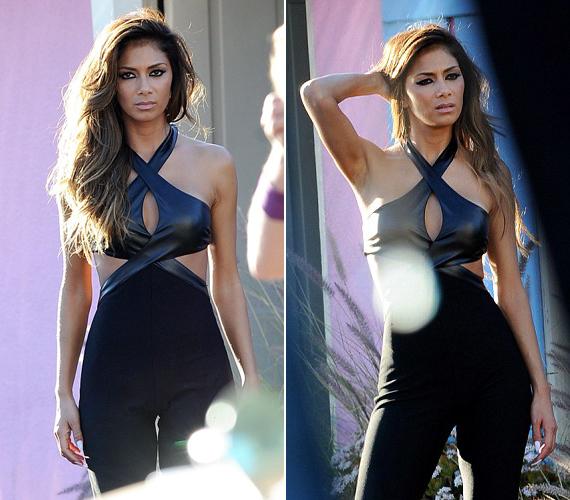 Az X-Factor egykori mentora szereti a szexi ruhákat.