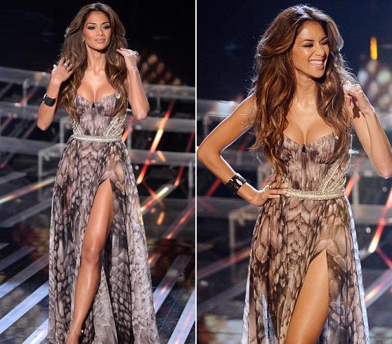 A 35 éves énekesnő egyáltalán nem szégyellős, gyakran egy bugyiban is fellépett.