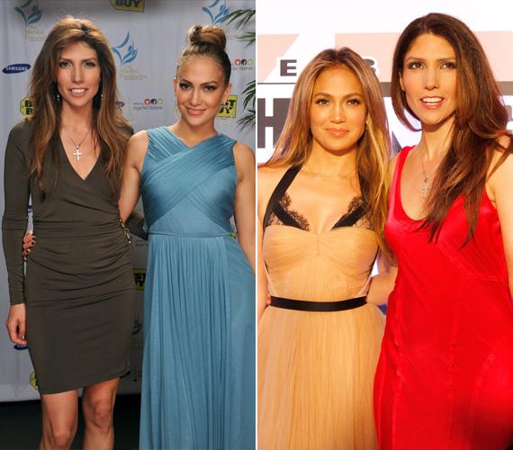 Lynda Lopez Jennifer Lopez kishúga, aki újságíróként dolgozik. 43 éves. Róluk elég nehéz megmondani, hogy testvérek.