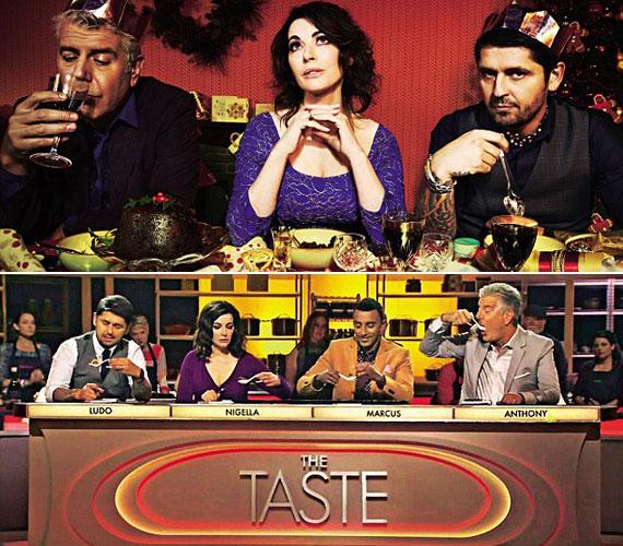 A The Taste című műsorának új szériája január 7-én indul a Channel 4-en.