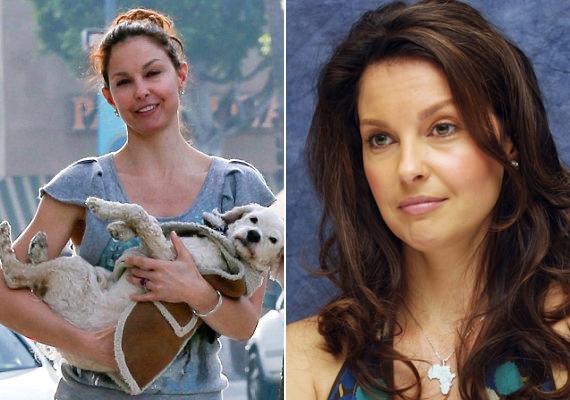A 46 éves Ashley Judd a bennfentesek szerint bánatában vállalta be a plasztikai beavatkozásokat. Férje, Dario Franchitti ugyanis teljesen elhanyagolta a versenyzés mellett, és a színésznő nem érezte elég vonzónak magát.