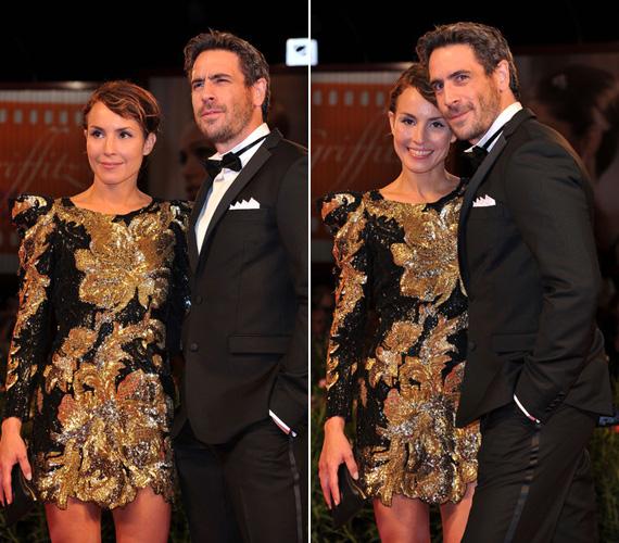2001-ben ment feleségül Ola Rapace svéd színészhez, 2003-ban született meg kisfiuk, Lev. 2010 szeptemberében a pár beadta a válási papírokat.