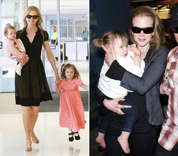 Idén júliusban Nicole Kidman és Keith Urban legidősebb kislánya már négy éves lett. Sunday Rose-nak pedig azóta már született egy kistestvére, Faith Margaret, de már útban van a legkisebb Urban is.