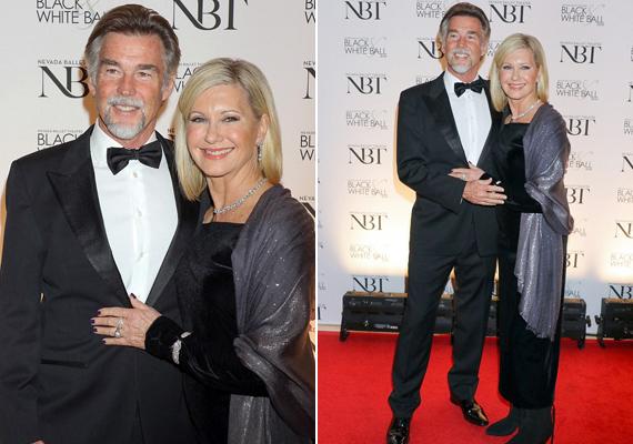 Férjével, John Easterlinggel 2008-ban házasodtak össze, és azóta alkotnak boldog párost. A képeken is látszik, milyen nagy az összhang közöttük.