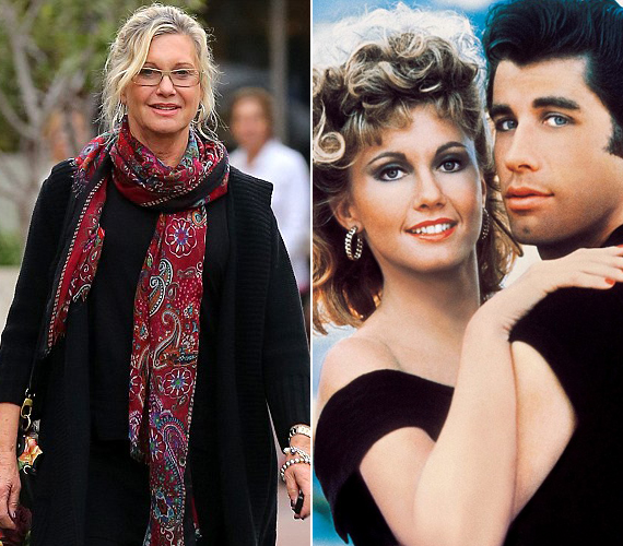 Ahhoz képest, hogy már 65 éves, a színésznő még remekül néz ki.