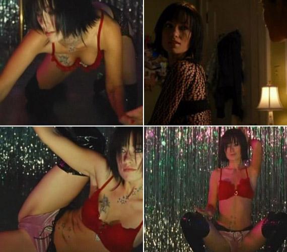 Merészebb, mint valaha! Olivia Wilde szexi rúdtáncosként vonaglik legújabb filmjében.
