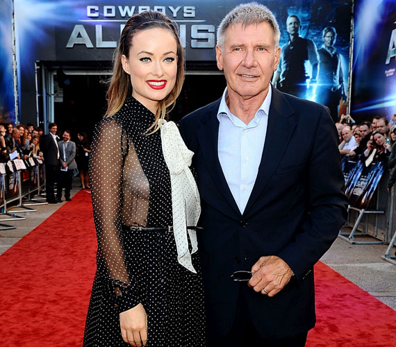 Harrison Ford is tiszteletét tette az eseményen, de a frissen nősült Daniel Craignek nyoma sem volt.