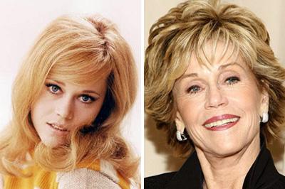 A 71 éves Jane Fonda