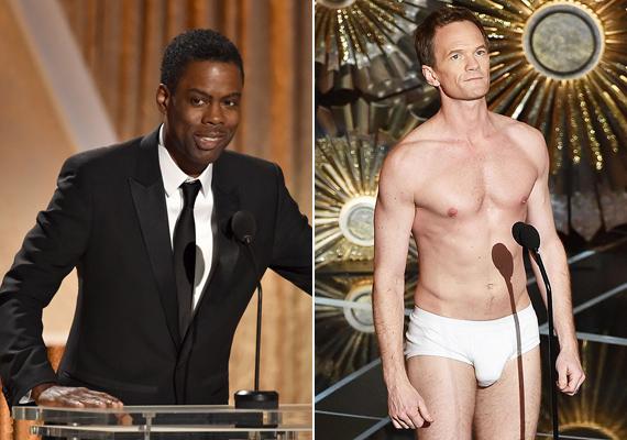 - Az Oscar annyira rasszista, hogy ha arról is ők szavaznának, hogy ki vezesse a műsort, ma ismét Neil Patrick Harrist néznék. Bár gyanítom, hogy így is csak azért kaptam meg, mert ő vagy Ellen nem vállalták - mondta élő adásban a színész.