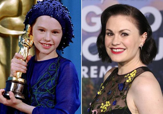 Anna Paquin az 1993-as Zongoraleckében nyújtott alakításáért 11 évesen elnyerte a legjobb női mellékszereplő díját. A 33 éves színésznő az X-Men-filmsorozatban és a True Blood - Inni és élni hagyni című televíziós sorozatban vált igazán ismertté.