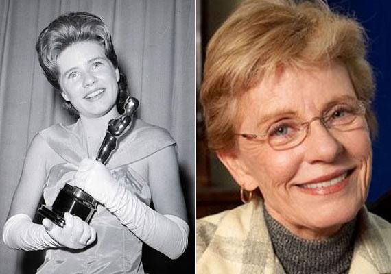 Patty Duke 16 évesen, 1962-ben A kismadárban nyújtott alakításáért kapott aranyszobrot. Televíziós sztár lett belőle, Golden Globe-díjjal is jutalmazták. A most 66 éves színésznő manapság már kevés szerepet vállal.