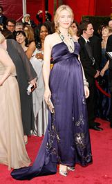 Kismamák: Cate Blanchett