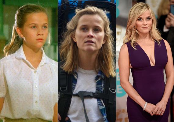 Reese Witherspoon 15 éves volt, amikor 1991-ben felbukkant a Holdember című filmben. Azóta sokféle alkotásban láthattuk, A nyughatatlan című életrajzi drámában nyújtott alakításáért 2005-ben Oscart is kapott. Most, tíz évvel később ismét Oscar-várományos a Vadonért, ami szintén életrajzi ihletésű, Cheryl Strayed naplója alapján készült.