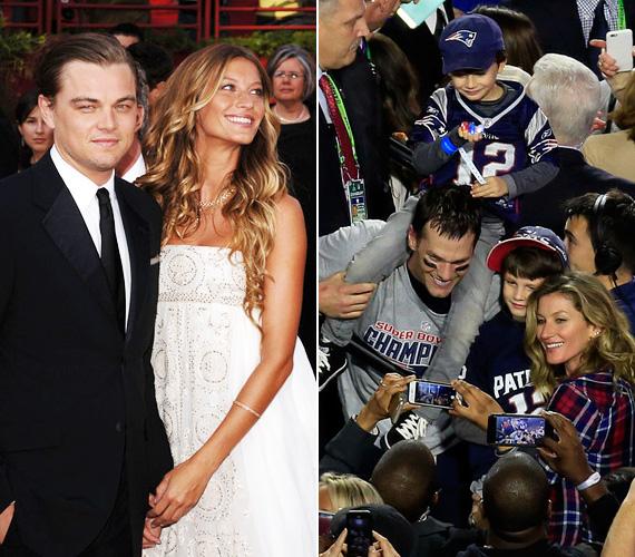 A 2005-ös Oscar-gálán Leonardo DiCaprio és Gisele Bündchen párosa emelte a gála fényét - az azt megelőző évben a People olvasói beszavazták őket a legszebb sztárpárok közé. Végül öt év után, még 2005-ben szakítottak. A modell egy évvel később kezdett randizgatni Tom Bradyvel, 2009-ben összeházasodtak, egy fiuk és egy lányuk van.