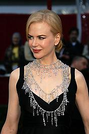 Nicole Kidman nyaklánca: több mint 7600 gyémánt csillog benne!