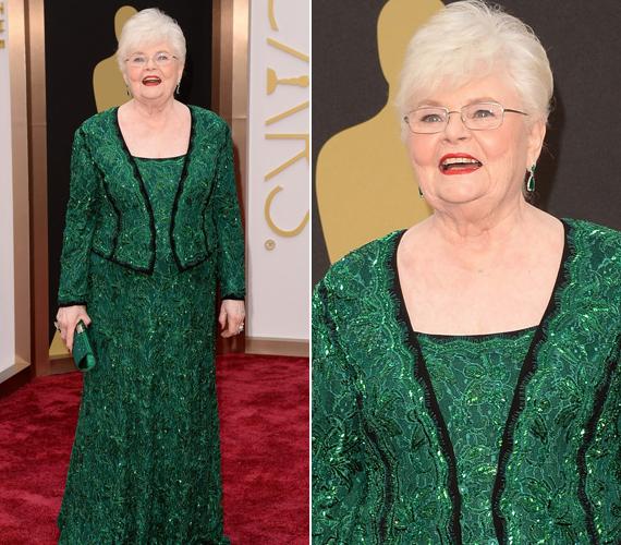 A 84 éves June Squibbot Oscar-díjra jelölték a Nebraskában nyújtott alakítása miatt.