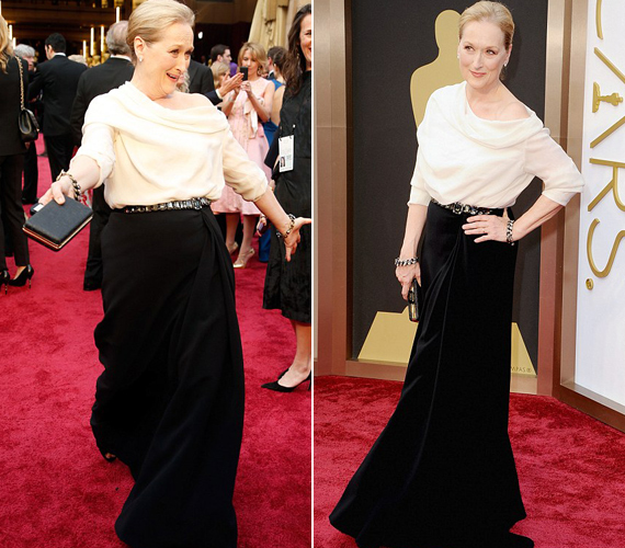 A 64 éves Meryl Streepet idén 18. alkalommal jelölték a díjra, most az Augusztus Oklahomában filmben nyújtott alakítása miatt.
