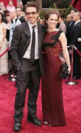 Robert Downey és felesége