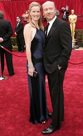 Paul Haggis és felesége