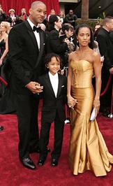 Will Smith és családja
