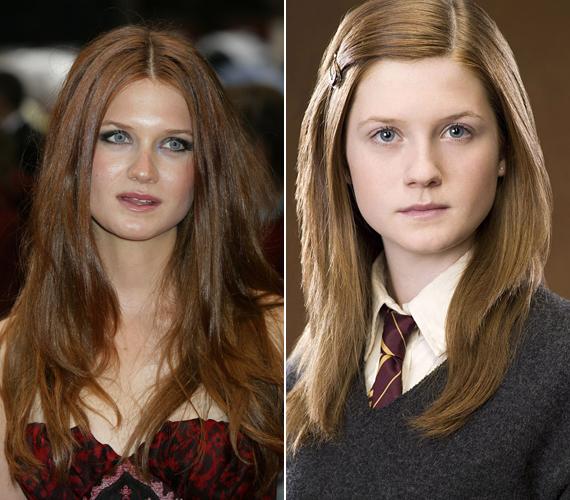 Ki ne emlékezne a kis Ginny Weasley-re, Ron kishúgára, aki fülig beleszeretett Harry Potterbe! Az őt megformáló Bonnie Wright 24 éves, és még mindig foglalkozik a színészettel.