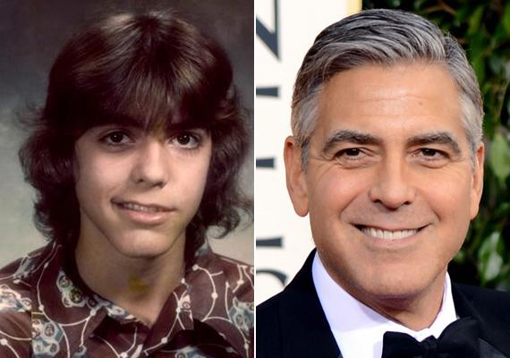 Az örök szívtipró, George Clooney is megérett az idővel.