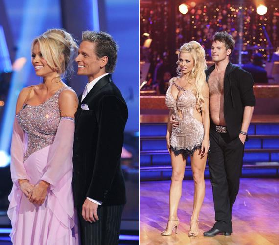 Nagyon elkeseredett, amikor partnerével, Tristan MacManusszal kiesett a Dancing with the Stars című táncos showműsorból.