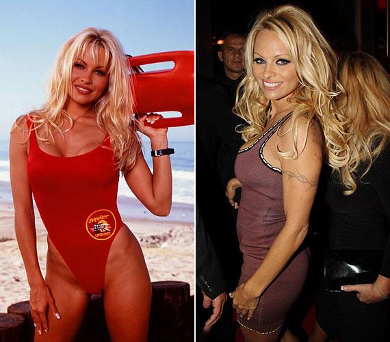 A szőkeség nevét a kilencvenes években ismerte meg a világ: a Baywatch-csal, piros fürdőruhában robbant be a köztudatba.