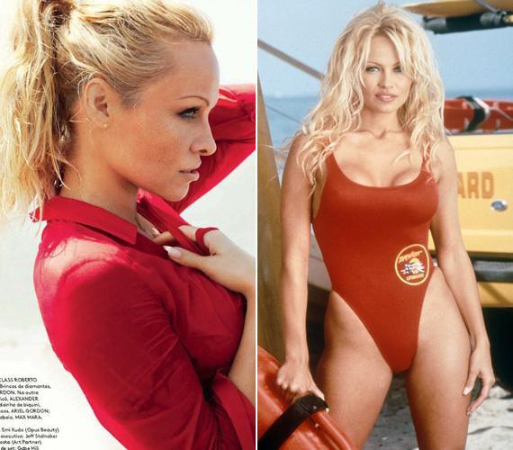 Íme, az emlékezetes vörös úszódressz, ami minden férfi kedvenc ruhadarabja volt hosszú éveken keresztül.