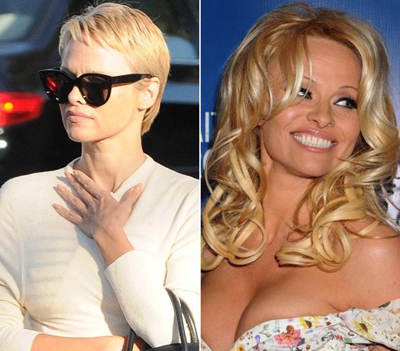 Nem tudni, a 46 éves színésznő miért döntött a frizuraváltás mellett.